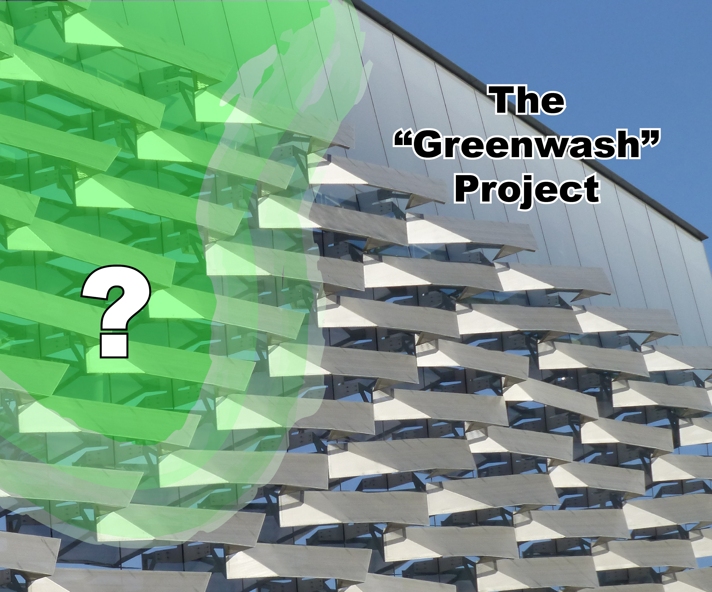 The new Greenwash Study