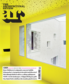 The Architectural Review March 2011